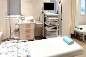よしなかクリニックの診療所内部